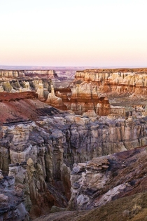 Coal Mine Canyon in Northern Arizona
