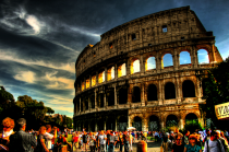 Colosseum HDR                            by