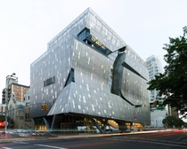 Cooper Square designed by Thom Mayne