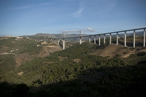 Corgo Viaduct Portugal