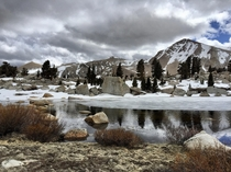 Cottonwood Lakes CA
