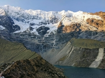 day self-guided Salkantay Trek in Peru - Salkantay Mountain and Humantay Lake x