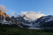 days of backpacking in grizzly territory to enjoy this mountain Mt Assiniboine British Columbia