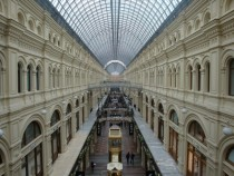 Department Store Moscow