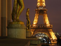 Eiffel TowerParis France  DavidBank