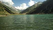 feet above the world Lake Saif ul Malook Pakistan Shot with a Moto X