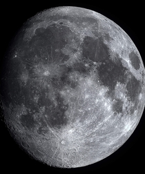 frames waxing gibbous moon