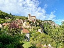 France - The charming village of Saint-Cirq Lapopie