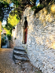 France - Vaison-la-Romaine - Medieval city in the Upper Town