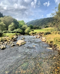 Glendalough Co Wicklow Ireland