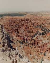 got to hike the unbelievably beautiful Bryce Canyon National Park