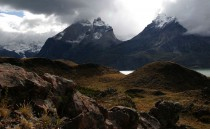 Granite Peaks Torres Del Paine National Park