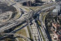 High-Five Interchange Dallas TX