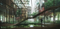 Hotel Design Paris by Kengo Kuma amp Associates
