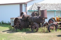HP Minneapolis steam traction engine Hector MN