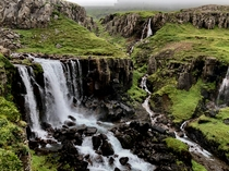 Iceland has a lot of waterfalls Found this particular one by accident No words Seydisfjordur Iceland