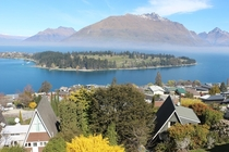 Lake Wakatipu NZ  x