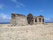 Limestone house Washington Slagbaai Bonaire