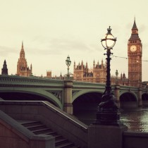London by Irene Suchocki