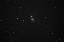 M - The Whirlpool Galaxy