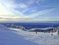 Mont Tremblant Mountain Quebec CA