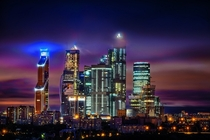 - Moscow International Business Center