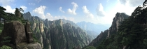 Mt Huangshan The Yellow Mountains OC
