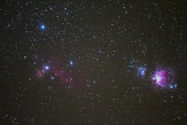 Orion Nebula ao with my  Lens