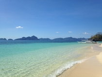 Palawan Island If winter gets too difficult Ill remember I was here  x