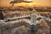 Resurrection Church inSaint Petersburg Russia