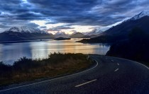 Road to Glenorchy by Stuck in Customs