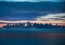 San Francisco before Sunrise by Stuck in Customs