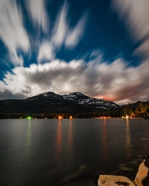 seconds at Donner Lake CA