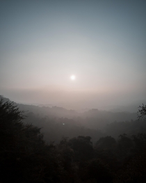 Shot this at sunset about kms out of Gagret Himachal Pradesh India