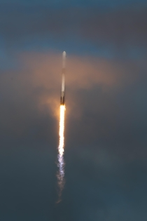SpaceX Falcon Block Eshail- takes flight album in comments