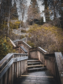 Steps in White Rock British Columbia Canada Instagram princerphoto