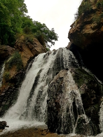 Stunning falls in Morocco