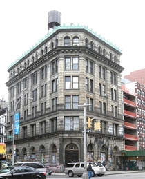 The Bowery NYC Renaissance Revival style single family home  people Built  Purchased in  for