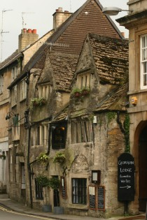 The Bridge Tea Rooms Bradford-on-Avon England