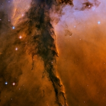 The Eagle Nebula cataloged as Messier  or M and as NGC  and also known as the Star Queen Nebula