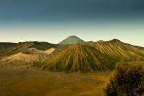 The Lunar Lanscape of the Tengger Caldera