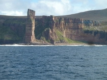 The Old Man of Hoy Scapa Flow -