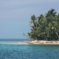 The San Blas Islands absolutely the ultimate paradise on Earth  tiny private islands in the heart of the Caribbean