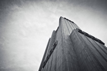 Thomas Street in Manhattan is one terrifying monolith of a building By John Carl Warnecke OC x