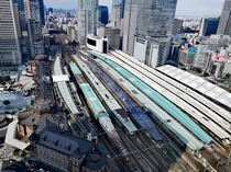 Tokyo Station - a city in itself