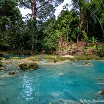 - Turquoise Blue Swimming Hole near Montego Bay Jamaica   IG pixelsdisclosed