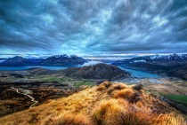 Up High in Queenstown by Stuck in Customs