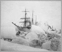 USRC Bear and SS Corwin - Roadstead Nome Alaska  between  and