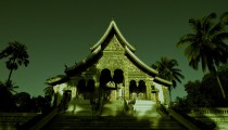 Wat Xieng Thong by HKmPUA