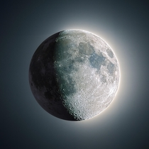 Waxing Gibbous of May nd